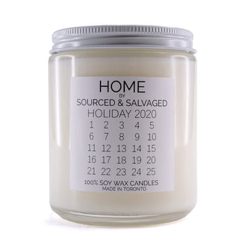 Sourced & Salvaged - Limited Edition Holiday 2020 Candle