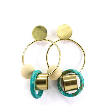Mistura Fina Earrings