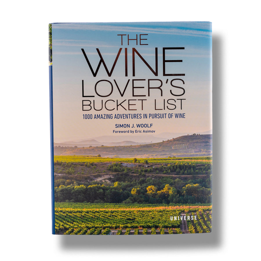 The Wine Lover's Bucket List