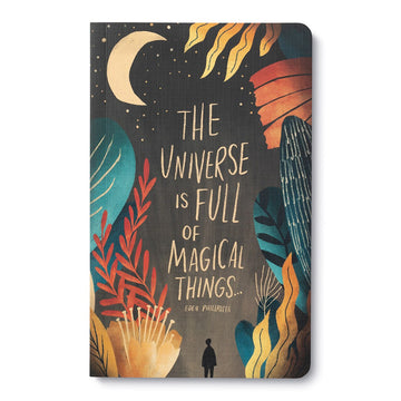 The Universe is Full of Magical Things Notebook
