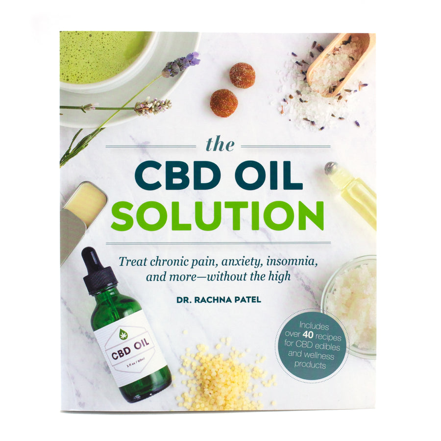 The CBD Oil Solution Book