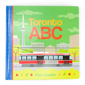 Toronto ABC Board Book