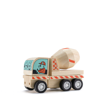 Varoom Builder - Cement Truck