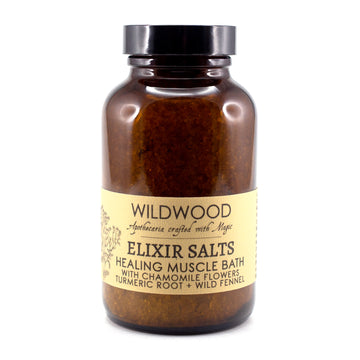Wildwood Elixir Bath Salts