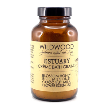 Wildwood Estuary Crème Bath Grains