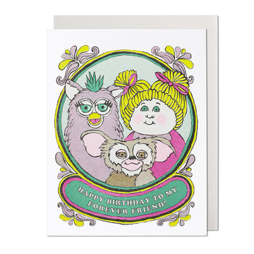 Forever Friend Birthday Card