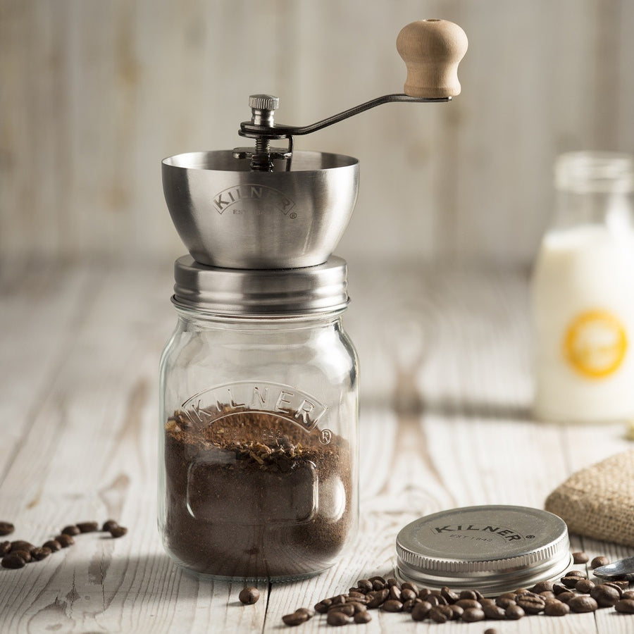 Kilner - Coffee Grinder Set