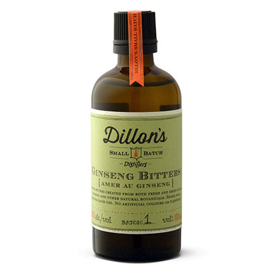 Dillon's - Ginseng Bitters