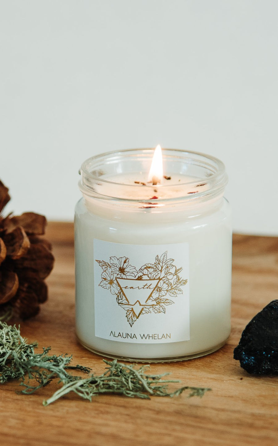 Alauna Whelan - Security Earth Intention Candle