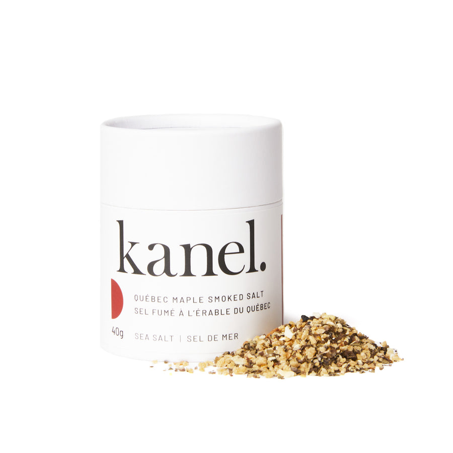 Kanel - Québec Maple Smoked Sea Salt