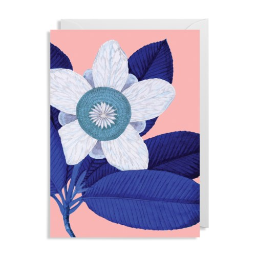 Elephant Apple Greeting Card