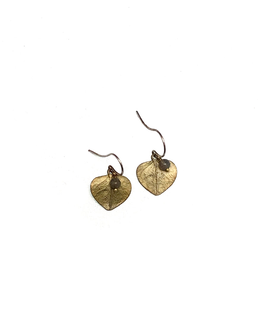 Michael Michaud - Eucalyptus Wire Earring