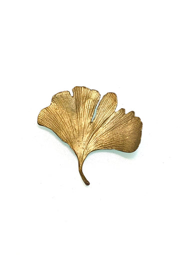 Michael Michaud - Small Ginkgo Pin