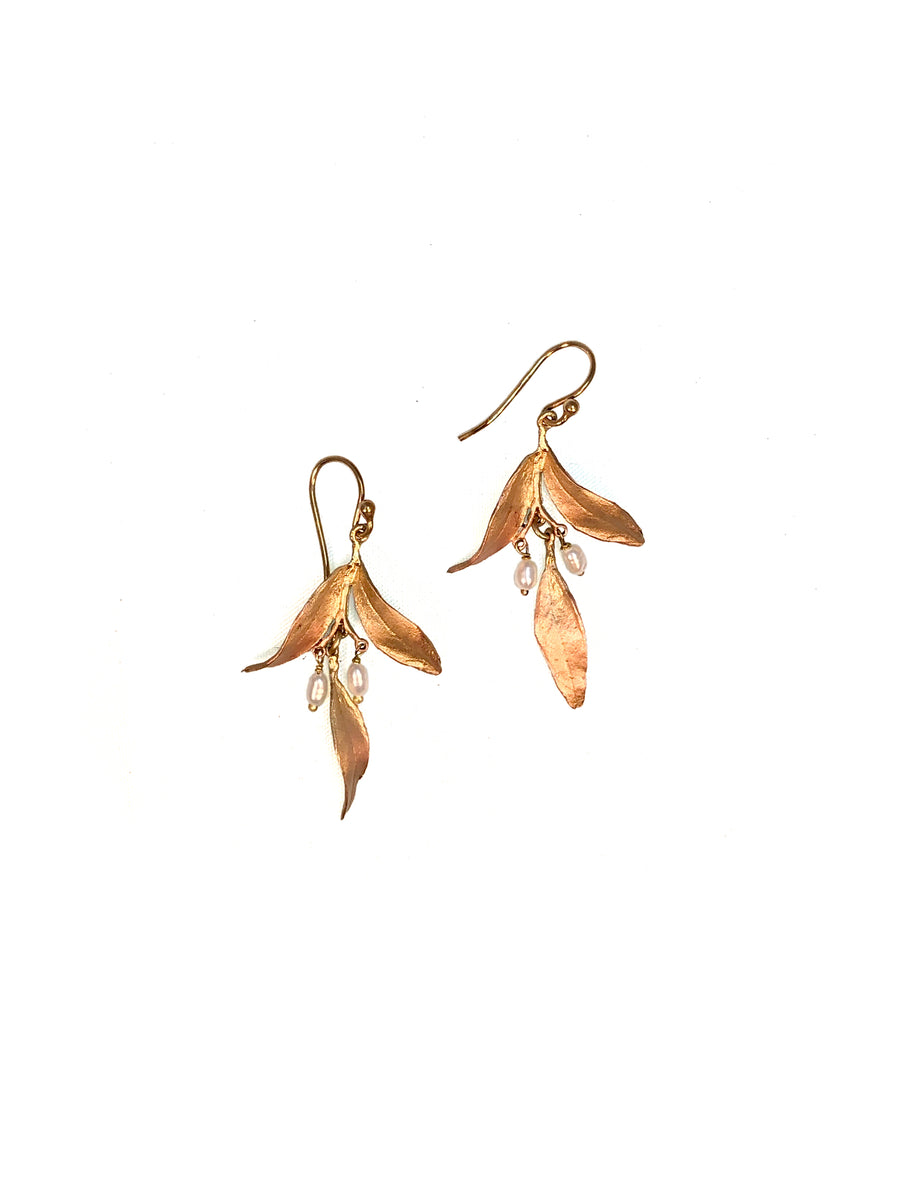 Michael Michaud - Tapestry Statement Wire Earrings