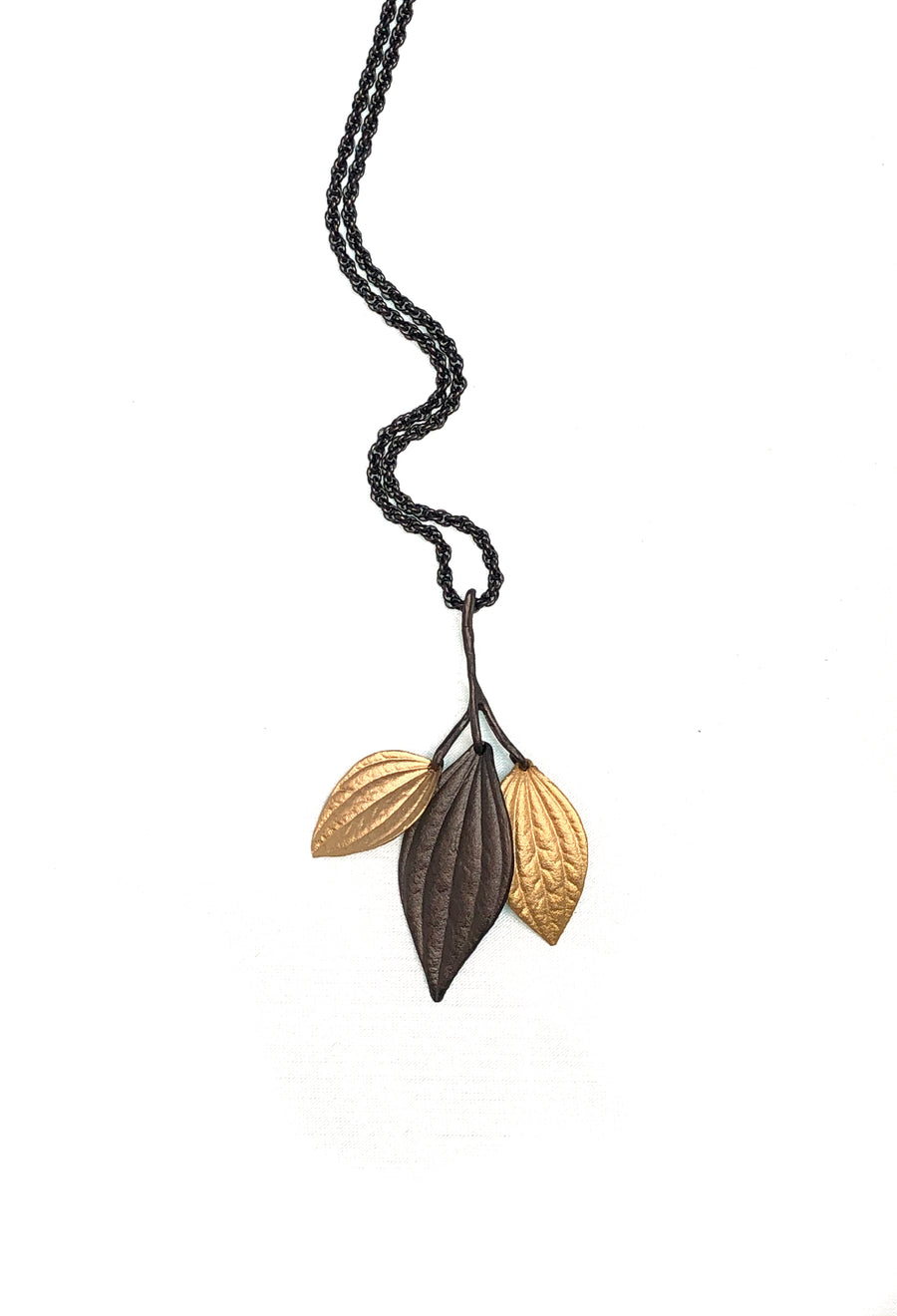 Michael Michaud - Piper Leaf Necklace