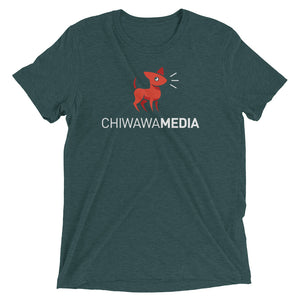 Bella + Canvas Short sleeve t-shirt | Chiwawa Media