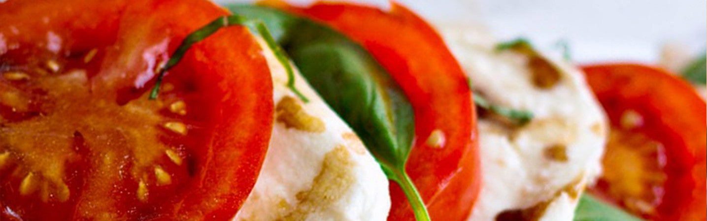How to Make the Perfect Caprese (with Homemade Cheese!)
