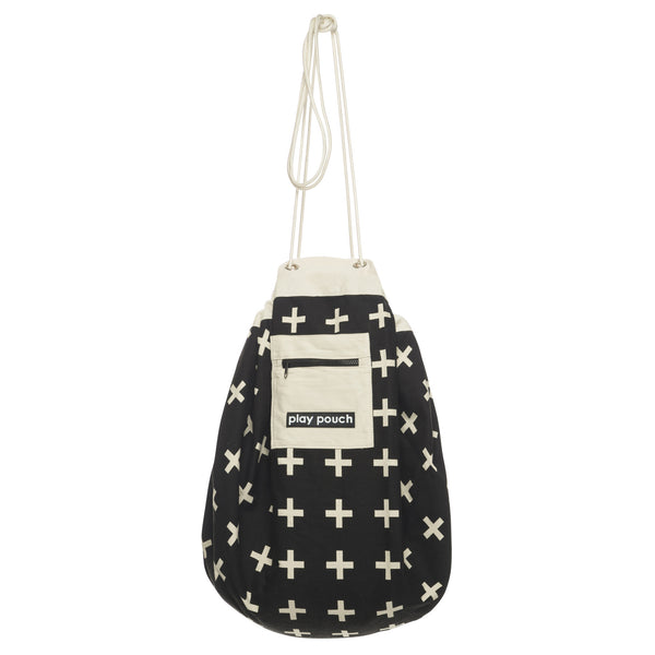 Crosses Printed Play Pouch