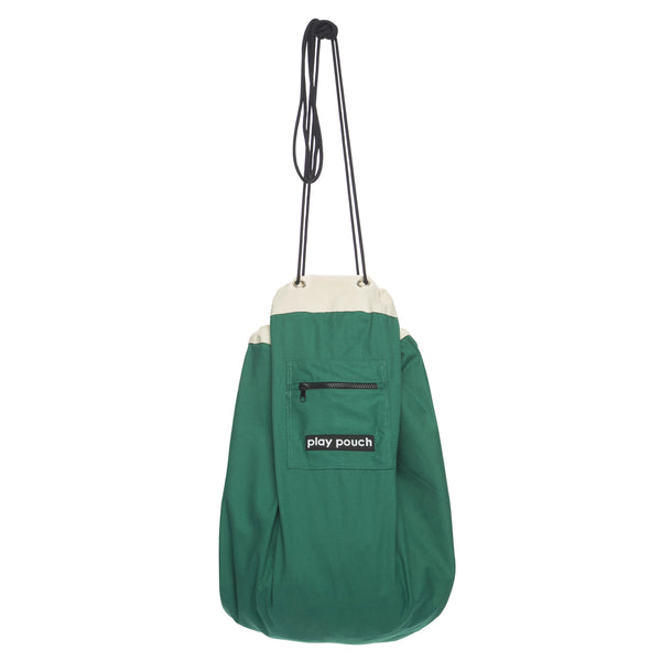 Emerald City Green Play Pouch