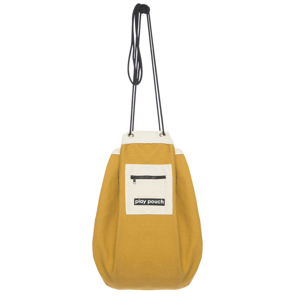 Colonel Mustard Play Pouch