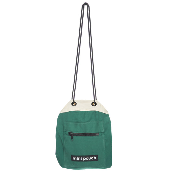 Emerald Green Mini Pouch