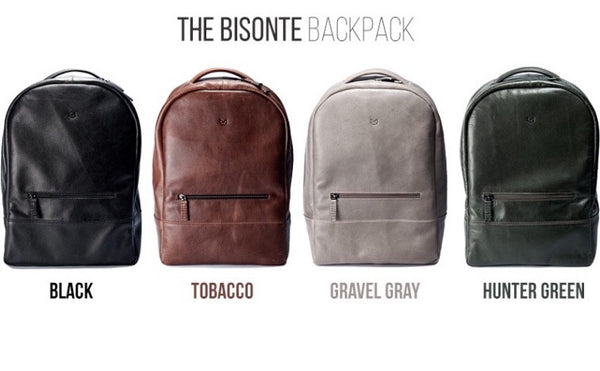 MEET: YOUR NEW FAVORITE BACKPACK