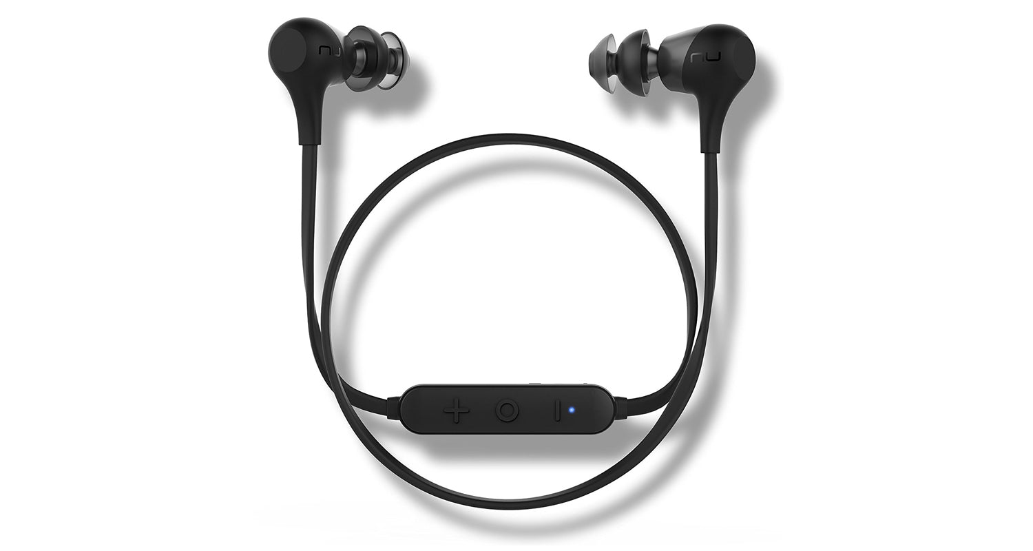 NuForce Wireless Bluetooth Headphones