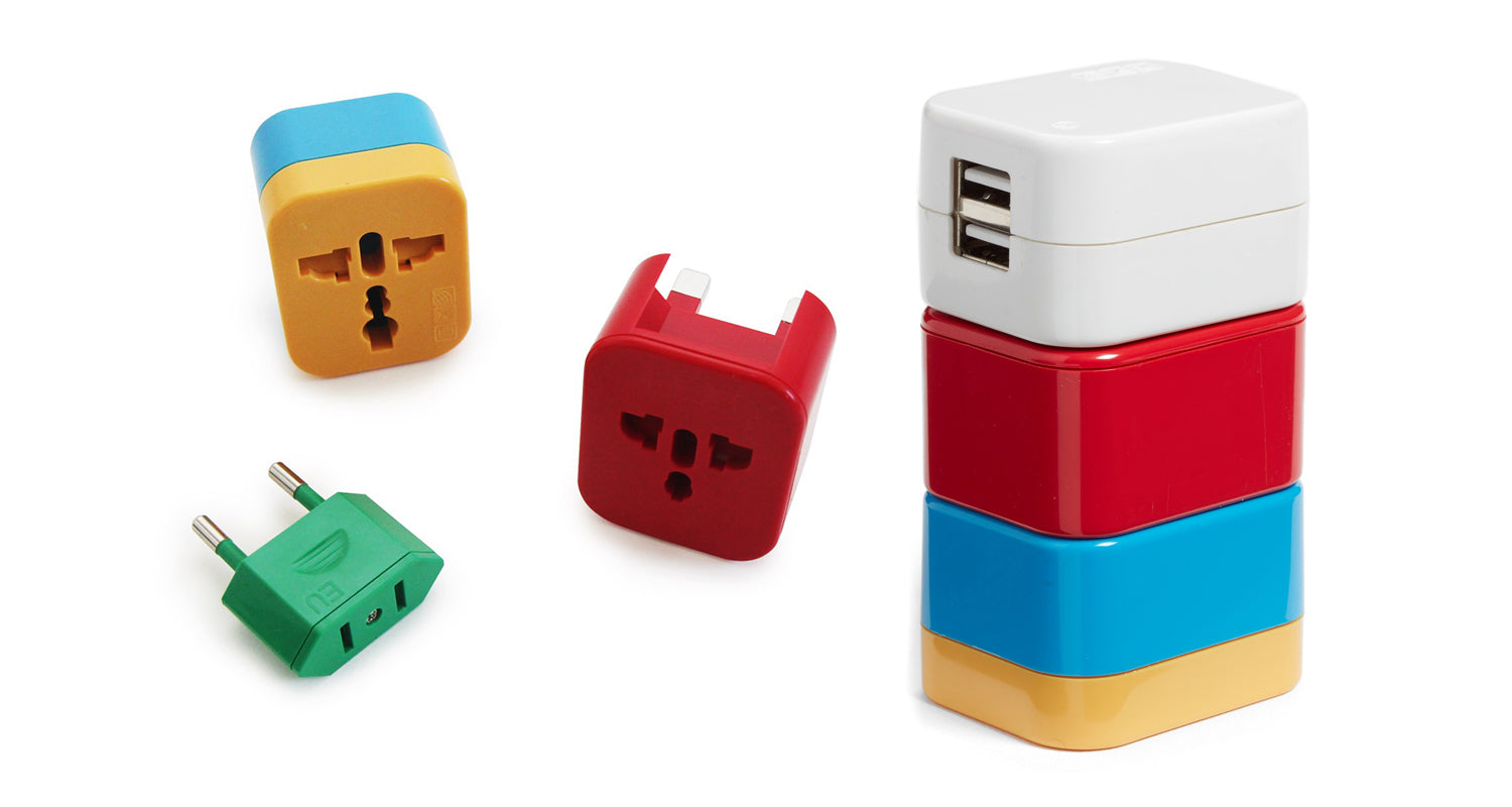 5-in-1 Universal Travel Adapter