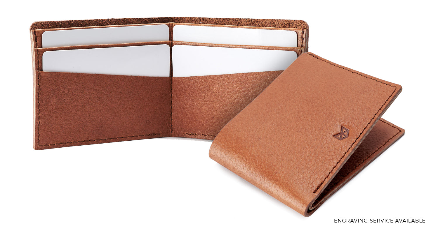 Slim Wallet by Capra Leather