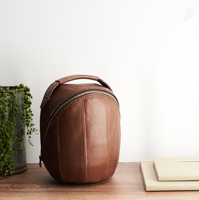 Style. Homepod leather cover, Homepod leather case, Apple accessories, HomePod protector, Travel carrying case, Capra Leather