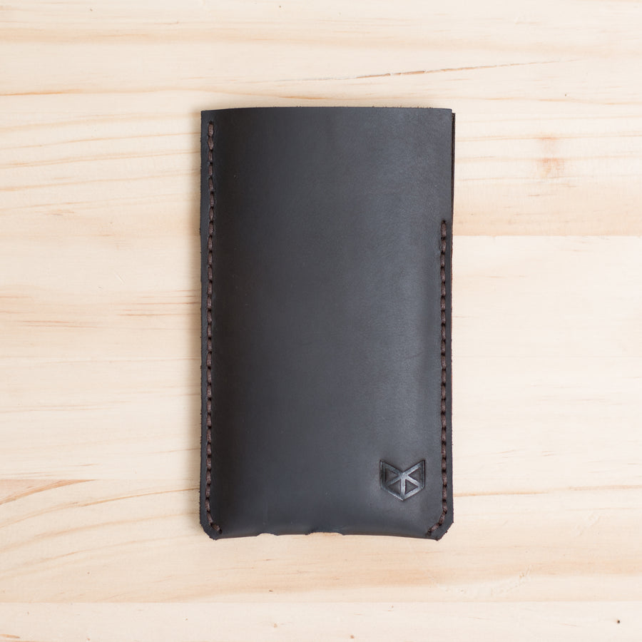iPhone Wallet Case · Brown & Tan