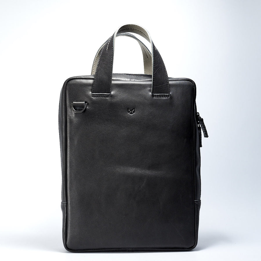 briefcase for men handmade leather bag