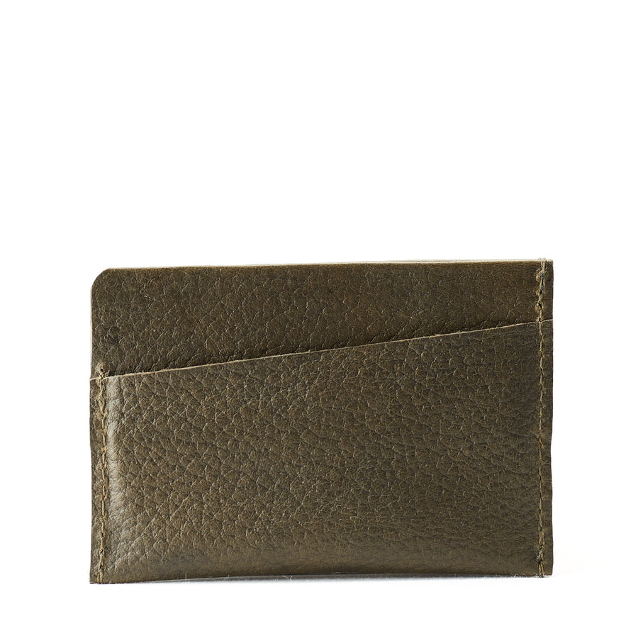Card Holder · Military Green