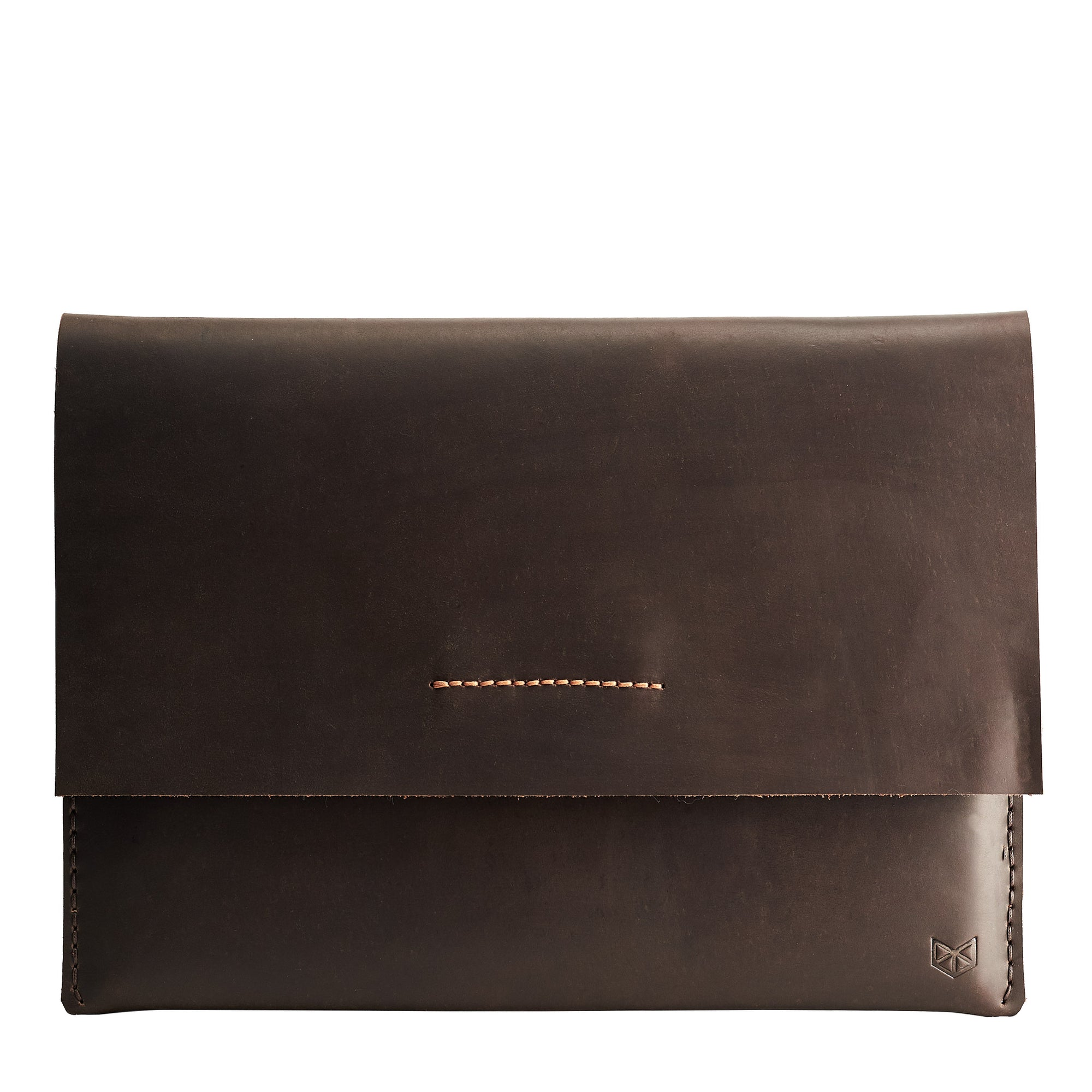 Cover. Leather Google Pixelbook Sleeve brown Case by Capra Leather