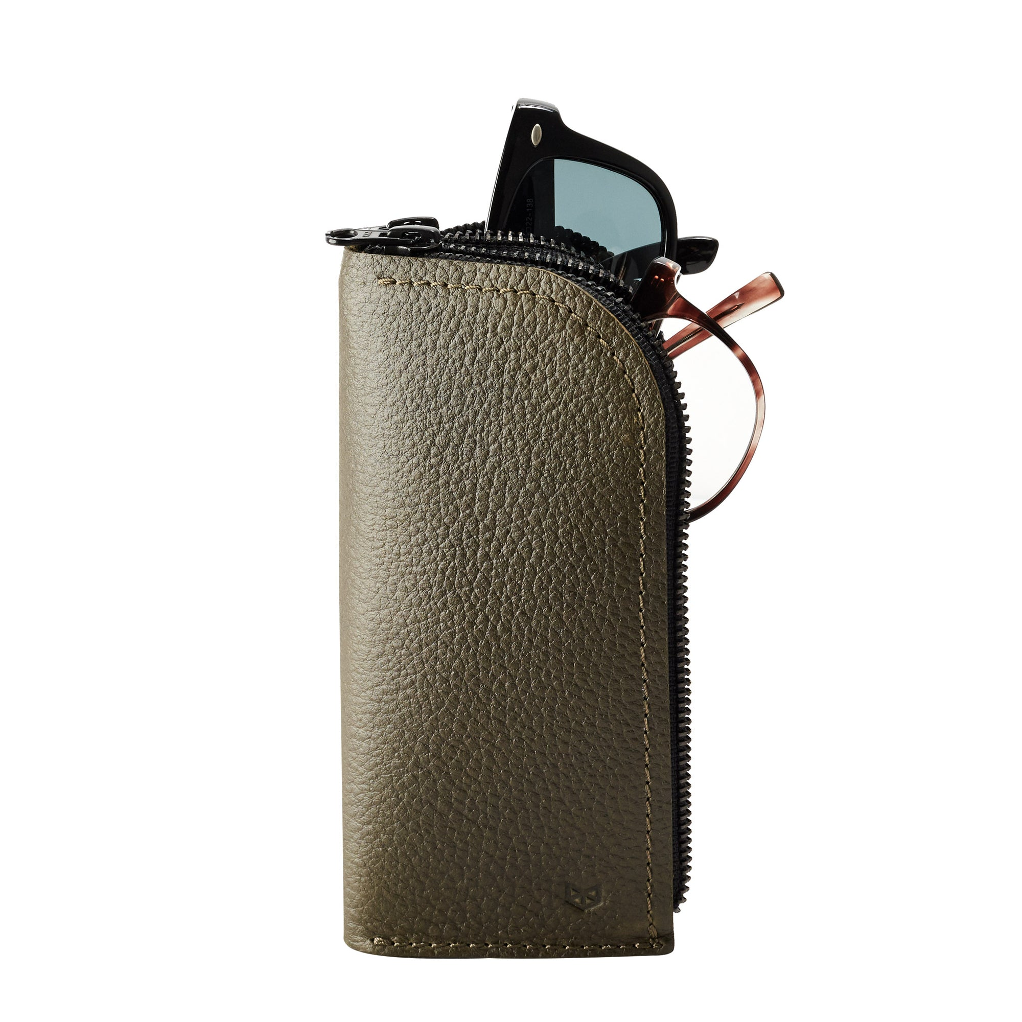 Double Glasses Case · Military Green