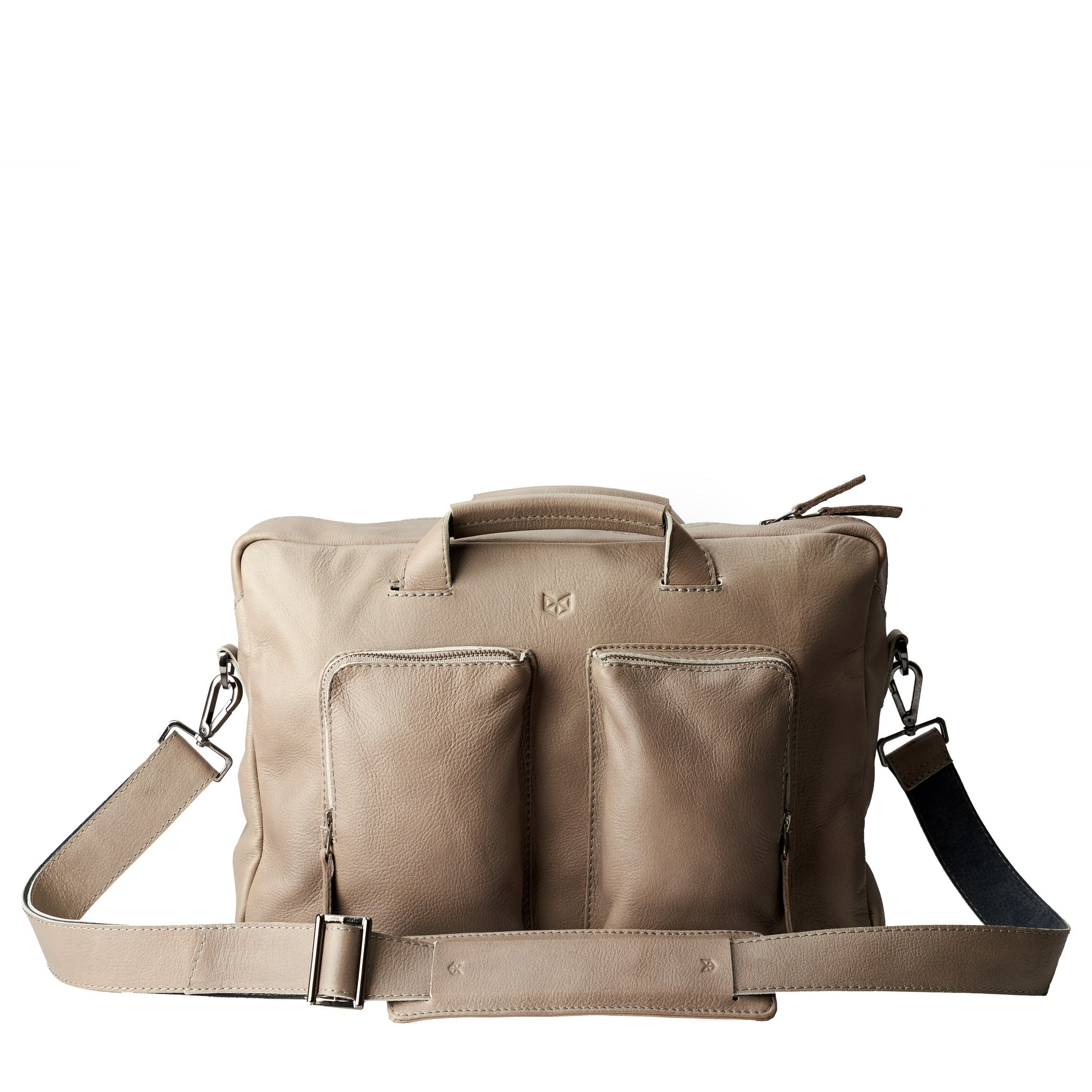 Equz Messenger Bag · Grey