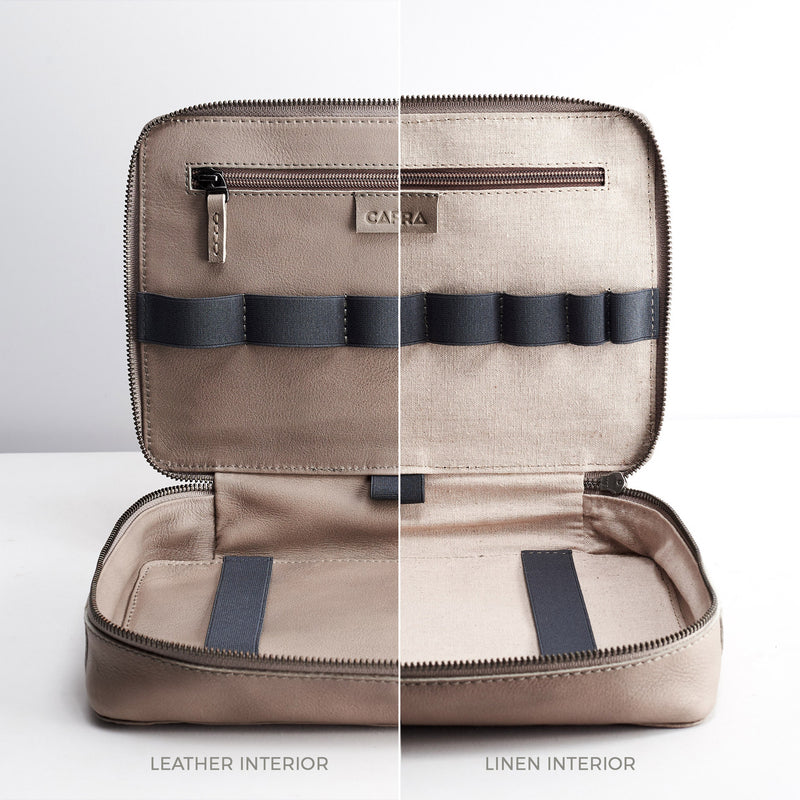 Gadget Travel Bag · Grey