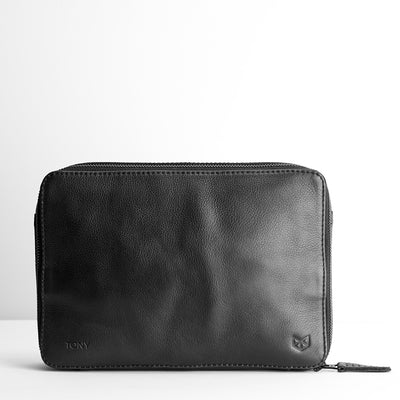 Gadget Travel Bag · Black