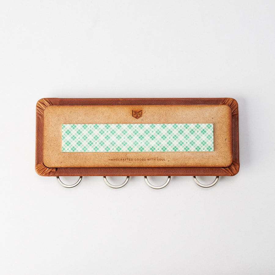 Magnetic Key Holder · Tan