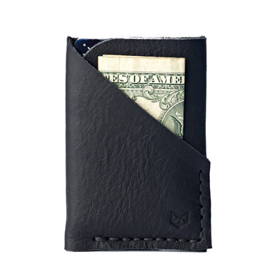 Slim wallet, perfect gift for men. Mens thin minimalist wallet. Custom gifts for men