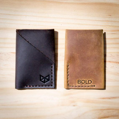 Slim Wallet. Leather Wallet, Men Wallet, Card Holder, Leather Card Holder. Minimalist thin mens wallet