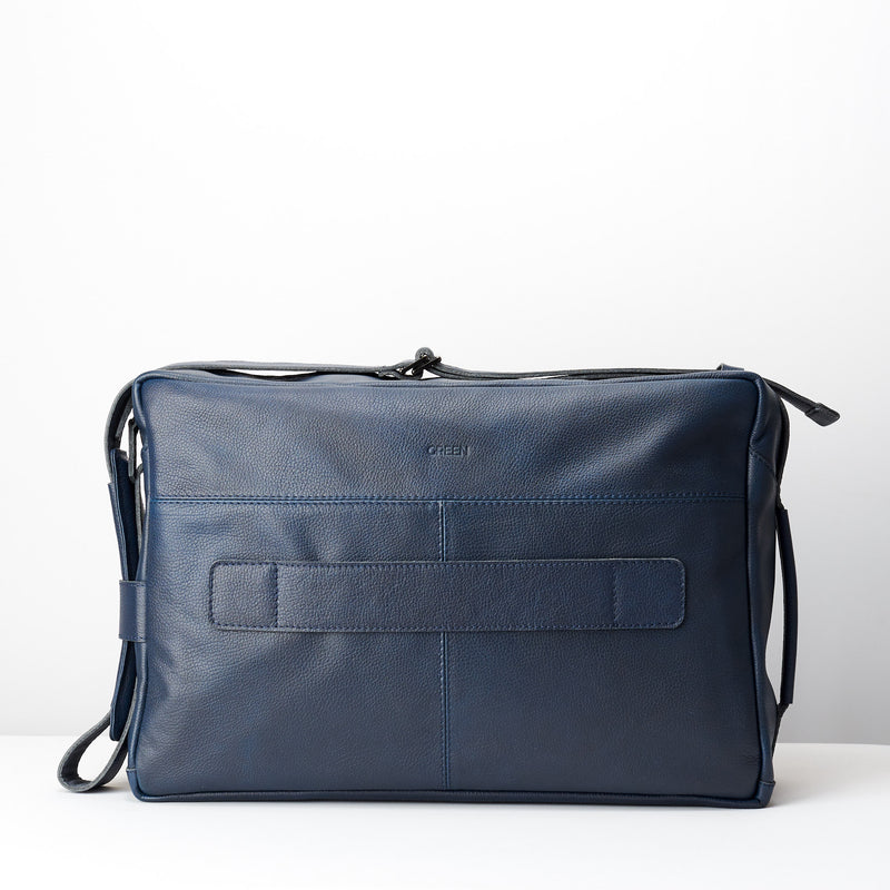 Addox Messenger Bag · Ocean Blue