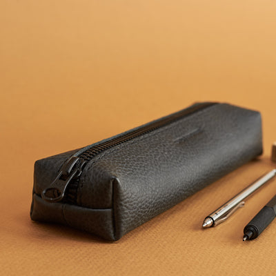 Style. Handmade Pencil Case by Capra Leather