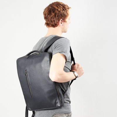 Saola Tech Backpack · Black