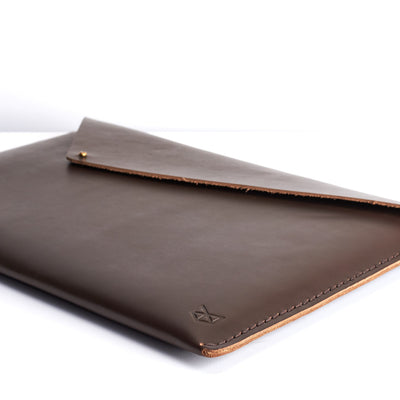 Mens leather Macbook  Pro 15 inch 13 inch case. Mens gifts.