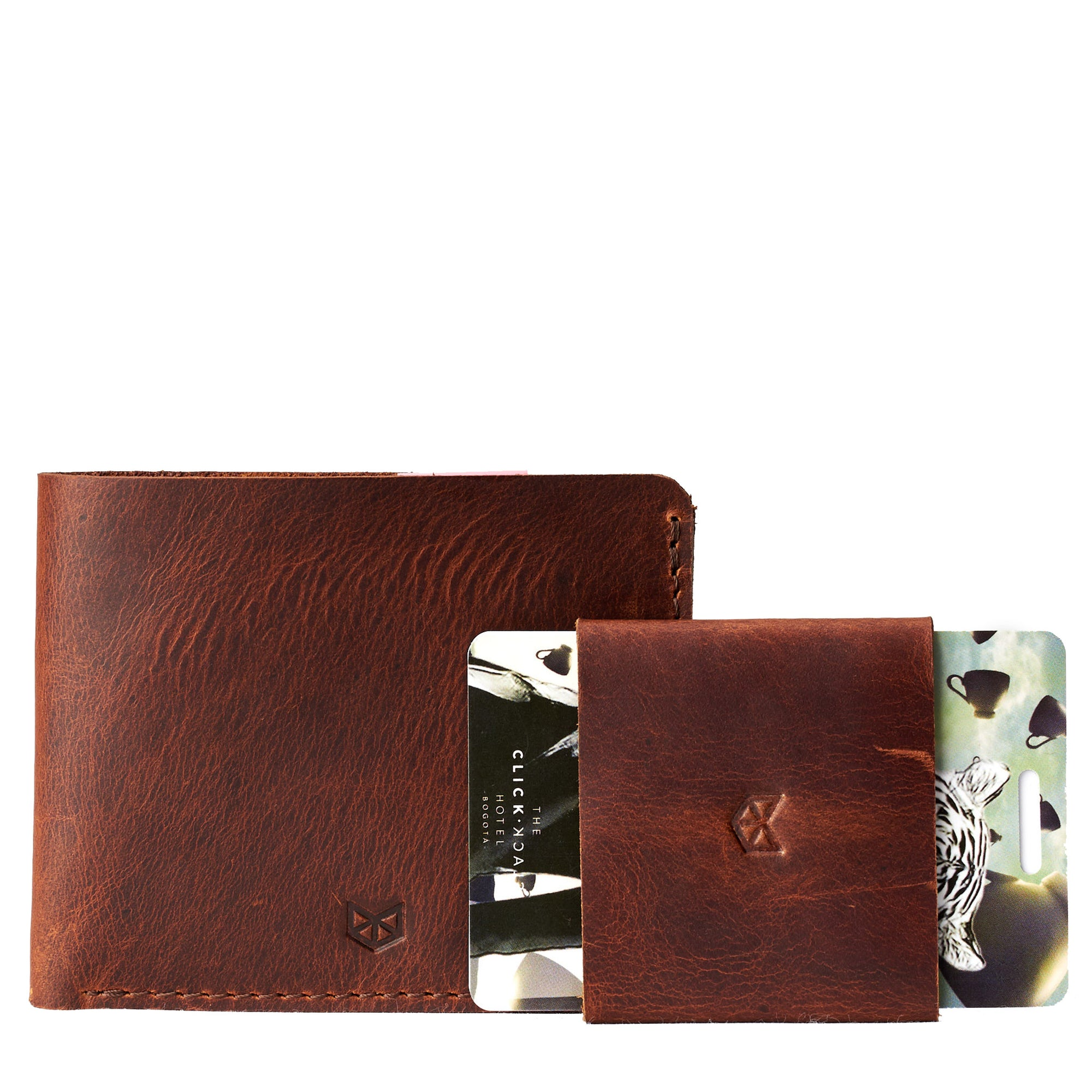 Slim Wallet Kit · Sandstone