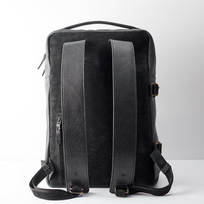 Back Handmade Tamarao Backpacks Rucksacks by Capra Leather