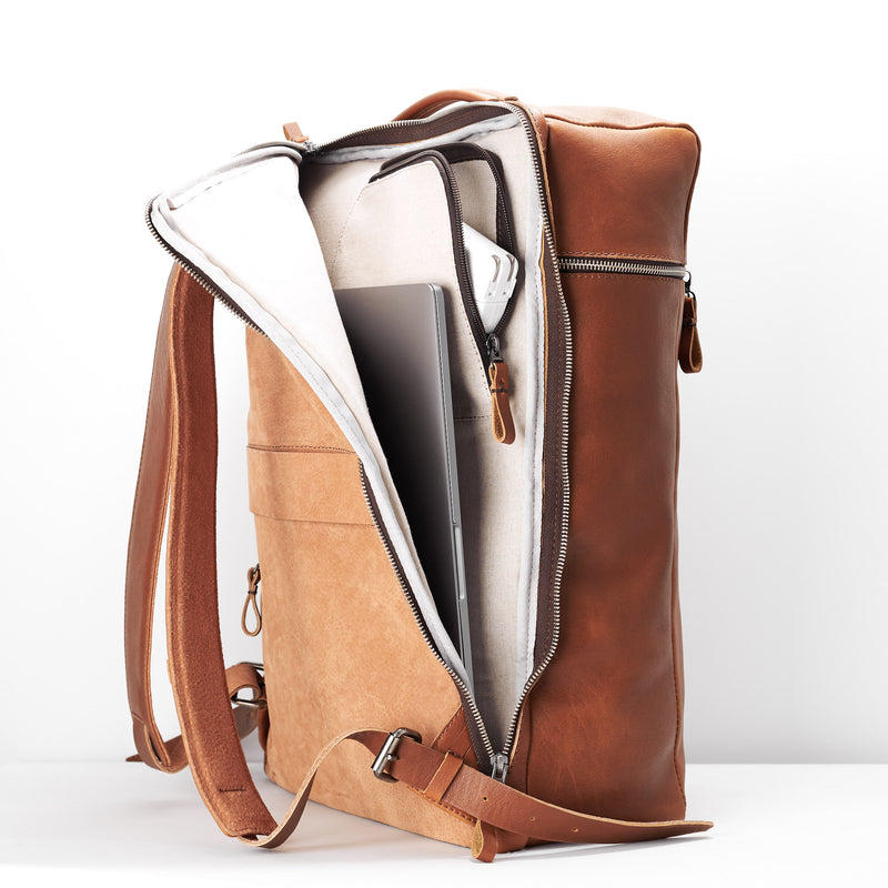 Banteng Backpack · Tan