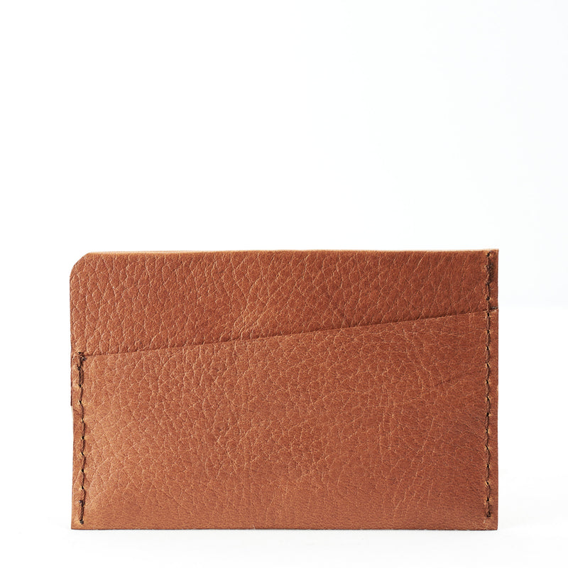 Card Holder · Tan