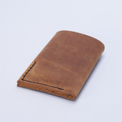Custom engraving detail. Slim Wallet , Leather Wallet, Men Wallet, Card Holder, Leather Card Holder